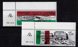1981, UMM, 5th Anniversary Transkei - Transkei