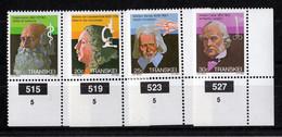 1982, UMM, Famous Medical People - Transkei