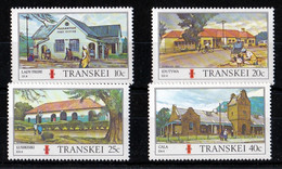 1983, UMM, Transkei Post Offices - Transkei