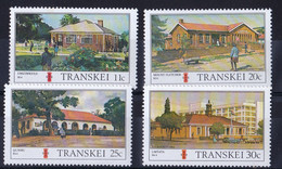 1984, UMM, Transkei Post Offices - Transkei