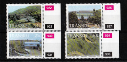 1986, UMM, Hydro-electric Power Stations - Transkei