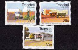 1986, UMM, 10th Ann Independence, Part Set - Transkei