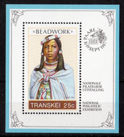 1987, UMM, Beadwork, M/S - Transkei