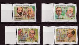 1991, UMM, Immunization - Transkei
