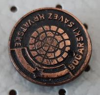 CROATIA Petanque Federation Bocarski Savez Hrvatske Pin - Boule/Pétanque