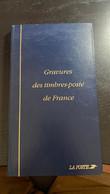 3 Albums D'origine - Gravures Des Timbres-poste De France - Années 1995-1996-1997 - Documents Of Postal Services