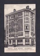 Rare Lille (59) Tabac Bar Hotel Floreal Louis Dompsin 20 Rue Du Molinel Carte Publicitaire 43369 - Lille