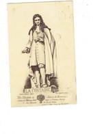 Cpa - Jean De LA FONTAINE - Vie Illustrée Statue Du Poète CHATEAU-THIERRY - Lièvre Tortue - Léon Garnier - 1922 - Fairy Tales, Popular Stories & Legends