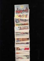 Chromo's  Chocolade De Beukelaer Pinocchio 102/125 Verschillende Prentjes - Sammelbilderalben & Katalogue