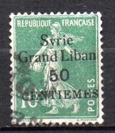 Col17  Colonie  Syrie N° 90 Oblitéré  Cote 1,50€ - Syrie (1919-1945)