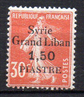 Col17  Colonie  Syrie N° 94 Neuf X MH  Cote 2,00€ - Siria (1919-1945)