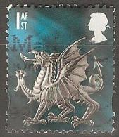 Grande Bretagne - 1999 - Dragon - YT 2111 Oblitéré - Regionali