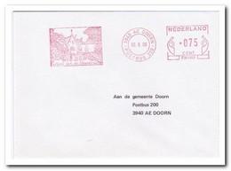 Nederland 2000, Doorn, Parel Van De Heuvelrug - Marcophilie - EMA (Empreintes Machines)