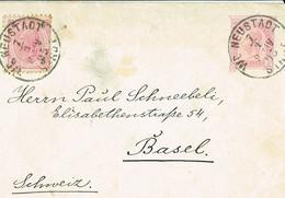 5 Kreuzer Ganzsache - 1850-1918 Imperium