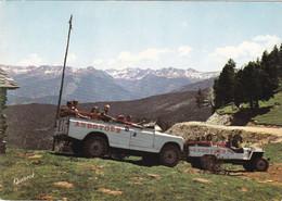 ANDORRE. VALLS D'ANDORRA. CPSM. EXCURSIONS AU COL DE LA BOTELLA - Andorra