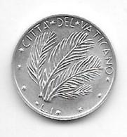 *vatican 1 Lire  1975 Km 116 Unc /ms63 - Vaticano