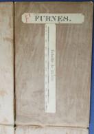Furnes - Veurne - Stafkaart 1874 - Steenkerke Bulskamp Houtem Wulveringem Vinkem Alveringem Oeren Sint-Rijkers Adinkerke - Topographical Maps