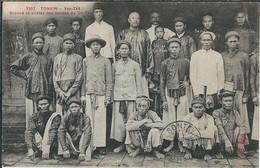 VIET-NAM : Tonkin, Yen-Thé, Groupe De Pirates Des Bandes Du Dé-Tham - Vietnam