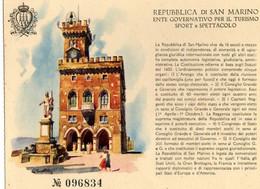 REPUBBLICA DI SAN MARINO N° 096834 - San Marino