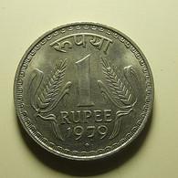 India 1 Rupee 1979 - India