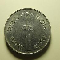 India 1 Rupee 1964 - India