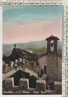 SAN MARINO - REPUBBLICA DI S. MARINO  TERZA TORRE NO VG - San Marino