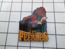 SP18 Pins Pin's / Rare & Belle Qualité THEME CINEMA / Les Feebles (Meet The Feebles) Est Un Film Néo-zélandais Réalisé P - Cinema