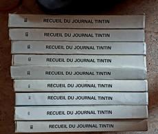 9 Recueils Du Journal Tintin - Books, Magazines, Comics