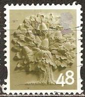 Grande Bretagne - 2007 - Chêne Symbolique - YT 2877 Oblitéré - Regionali