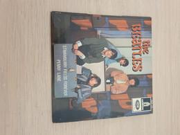 The Beattles, 45 Tours Penny Lane Et Strawberry Fields For Ever - Vinylplaten