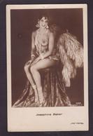 CPSM Joséphine BAKER Nue Nude Non Circulé Voir Scan Du Dos - Artisti