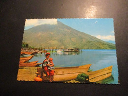 CP Guatemala - Faldas Volcan San Pedro Y Bahia Santiago Atitlan - Guatemala