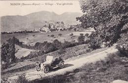 04 / MISON / VILLAGE / VUE GENERALE / TRES JOLI PLAN AUTO 1923 - Andere Gemeenten