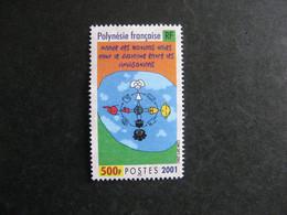 Polynésie: TB  N° 651 , Neuf XX. - Unused Stamps