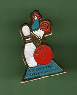 BOWLING CORPORATIF *** 0044 (122) - Bowling