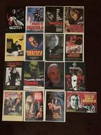 DRACULA Lot De 16 Cartes Reproductions Affiches De Dreacula - Dracula