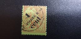 SAINT PIERRE MIQUELON N°41 OBL - Unused Stamps