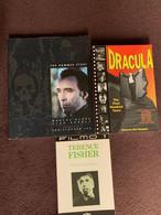 DRACULA Lot De 3 Livres - Dracula