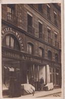 Lingerie - Chemises Sur Mesure - Bernard - Carte-photo - à Situer - Envoyé Depuis Dijon - Tiendas