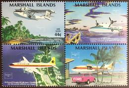 Marshall Islands 1986 Ameripex Aircraft MNH - Marshall Islands