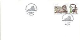 "1er JOUR ""BELFORT - TERRITOIRE DE BELFORT""  - 2/11/2012 - LION - BARTHOLDI - N°4697 - Commemorative Postmarks"