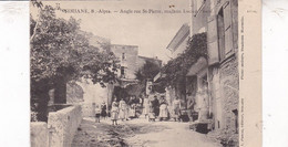 04 / TOP SIMIANE / ANGLE RUE SAINT PIERRE / MAGASIN LUCIEN PASCAL - France