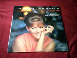 CLAUDIA CARDINAL °  THE FOUR DREAMERS  DANS LE VOYAGEUR DE LA NUIT DU FILM LA FILLE A LA VALISE  ORIGINALE ANNEES 60 - Vinylplaten
