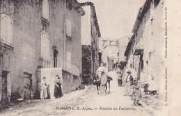 04 / TOP SIMIANE / MONTEE DU FAUBOURG - France
