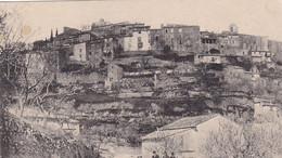 04 / SIMIANE / VUE GENERALE / ANIMEE / TAMPON BM ET AXE AU DOS / 1905 - France