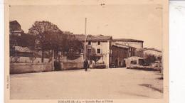 04 / SIMIANE / GRANDE RUE ET L HOTEL - France