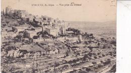 04 / SIMIANE / VUE PRISE DU DEFEND - France