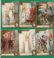 Série Liebig S 316 F De Six Cartes, Edition Française. - Liebig
