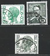 VV-/-960 - PETIT LOT DE FRANCHISE MILITAIRE, OBL., IMAGE DU VERSO SUR DEMANDE - Military (M Stamps)