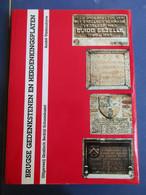 Brugse Gedenkstenen En Herdenkingsplaten - Standbeelden - Door A. Vanhoutryve - Geschiedenis